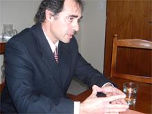 Juez Santiago Moran