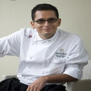 chef mexicano