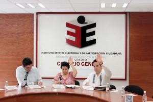sesion voto extranjero