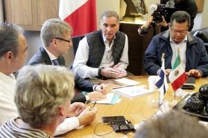 GCM - reunion Embajador Finlandia 02