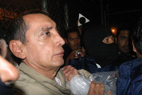 MÉXICO: En tres semanas Mario Villanueva llegaría a México