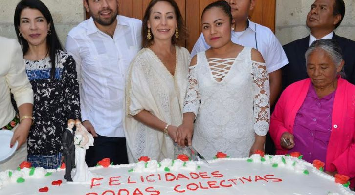 Atestigua Fraguas celebración de 250 bodas colectivas en el Jardín Etnobotánico (20:30 h)