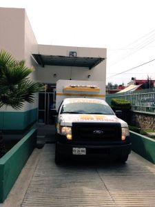 ambulancia huajuapan