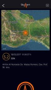sismo marzo 18