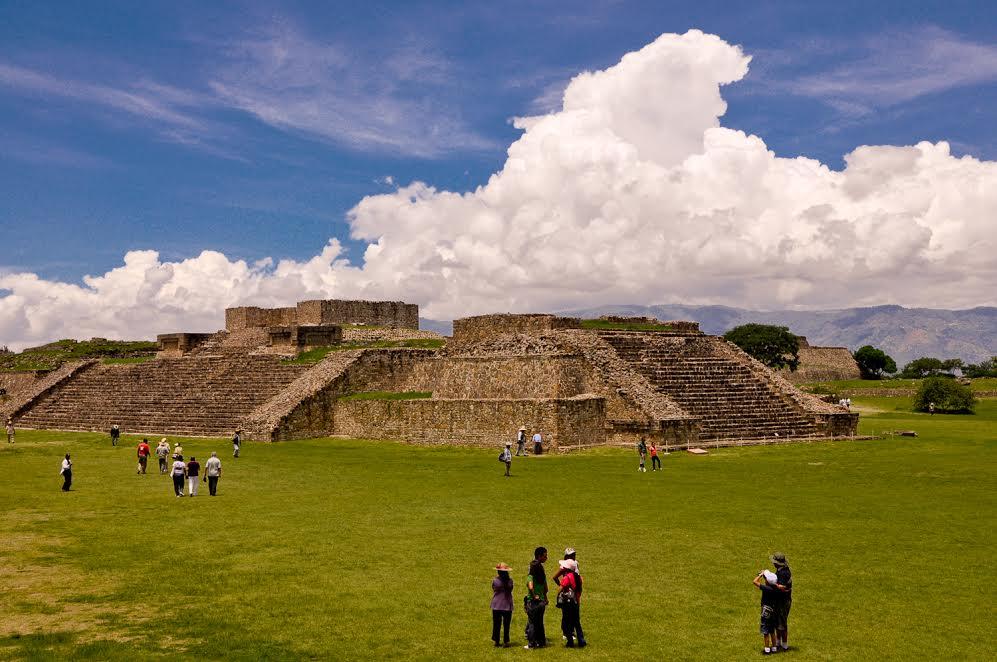 Monte Albán y San Antonio Arrazola fortalecen riqueza cultural y ... - ADNl sureste