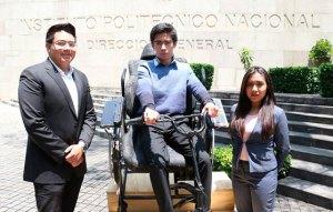 silla de ruedas ipn