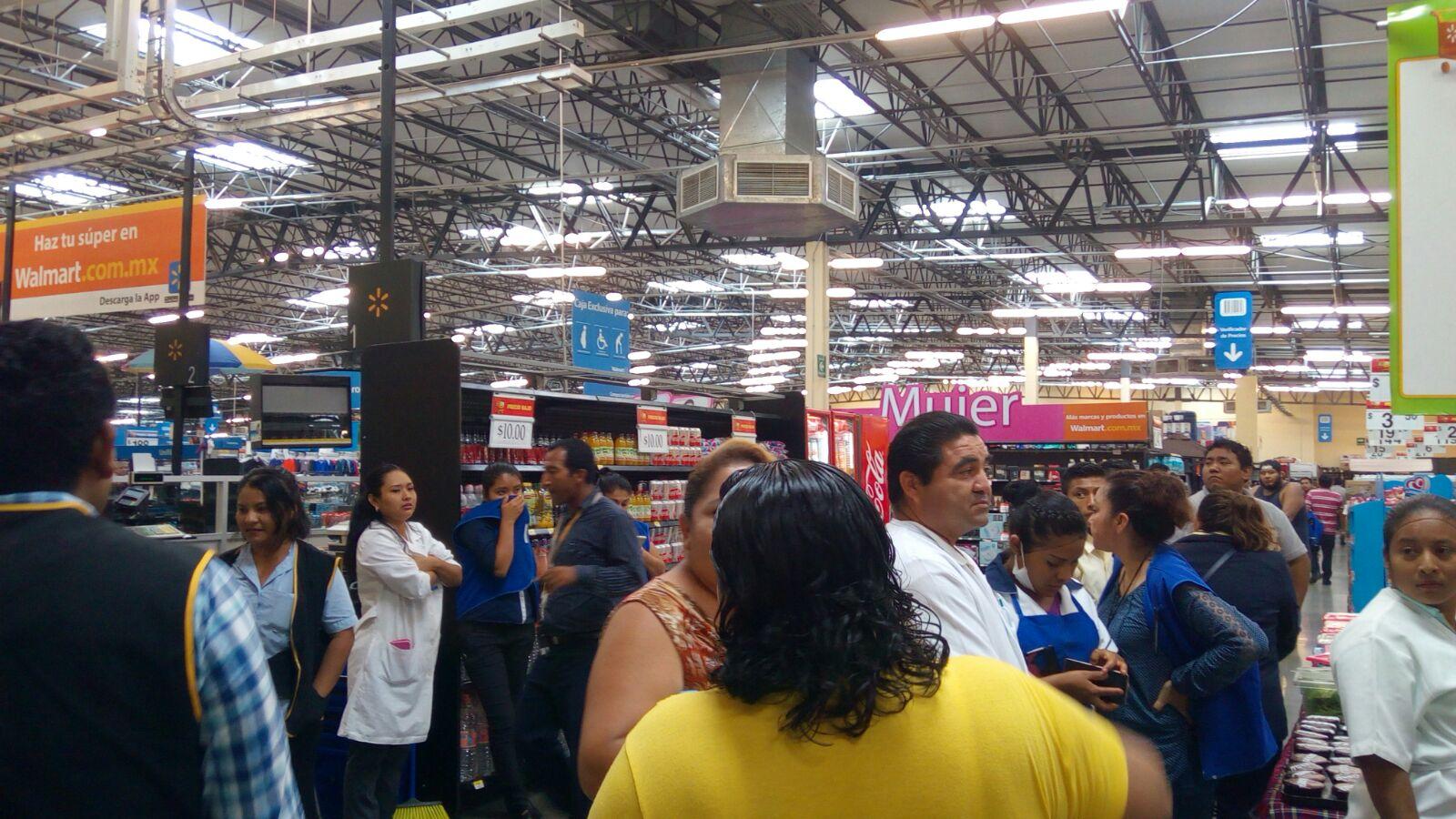 Tiendas de autoservicio en Chilpancingo, Altamirano y Taxco inician paro