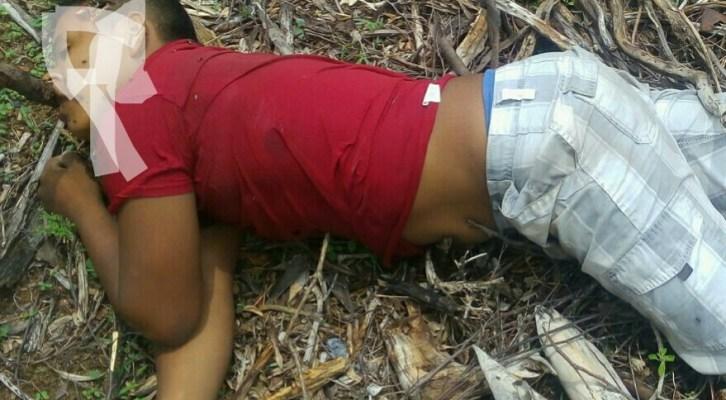 Doble ejecución en Salina Cruz (18:17h)