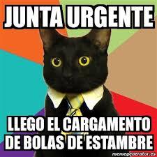 junta urgente