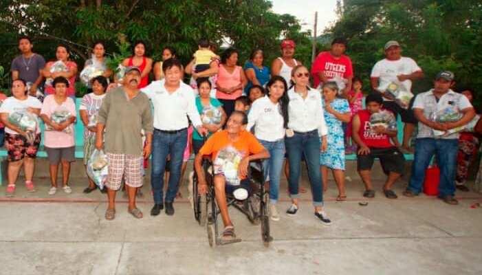 Gobierno municipal y DIF suman esfuerzos para atender sectores vulnerables (20:30 h)