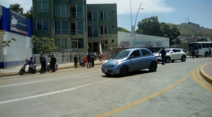 Recurso público de SSO, lo robado en asalto en la colonia Reforma (19:50 h)