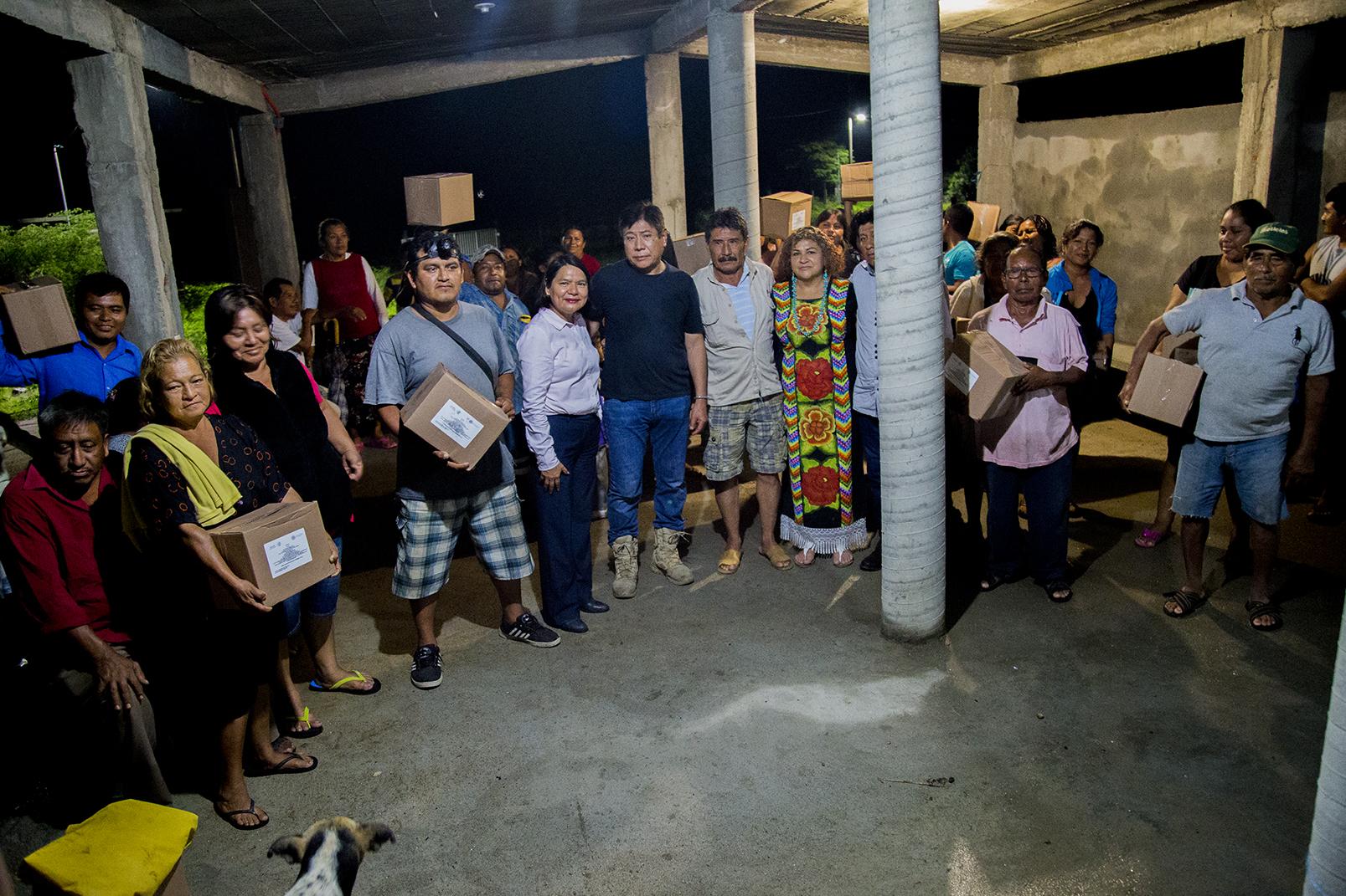Lluvias por tormenta Calvin dejan daños mínimos en Guerrero