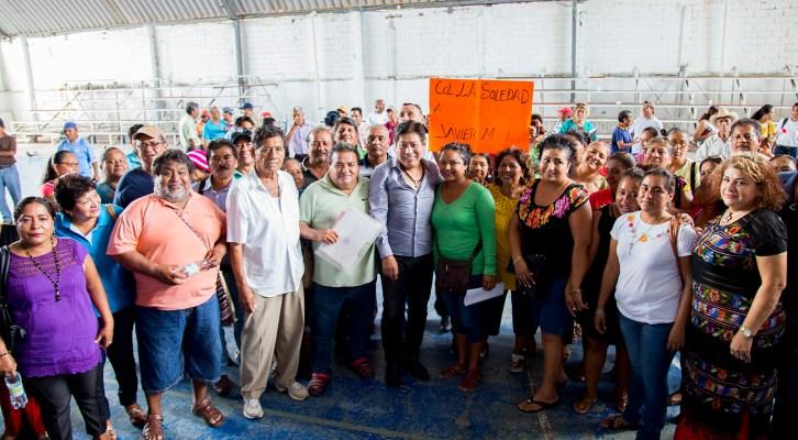 Encausa Rodolfo León diálogo con comités de colonias y CEA (20:30h)