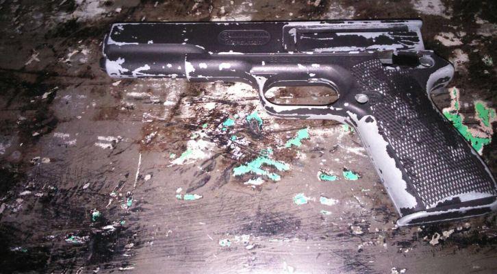 Detienen en Salina Cruz a dos presuntos asaltantes (11:00 h)