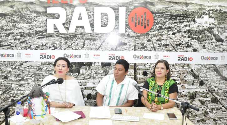 Se fortalece IEEPO radio con la transmisión de la Guelaguetza 2017 (21:25 h)
