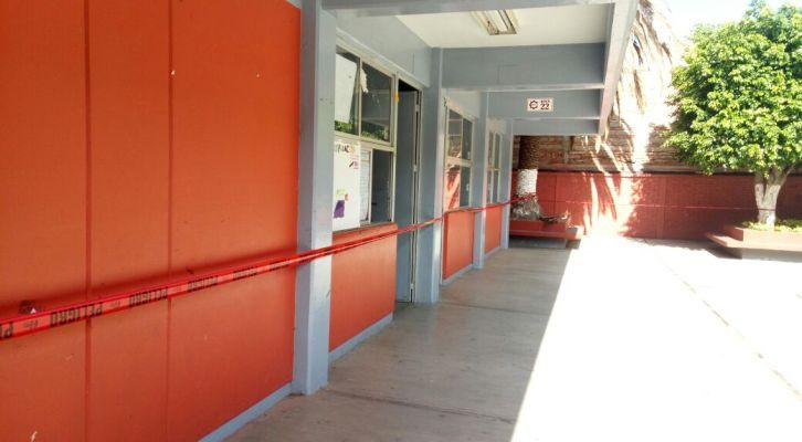 Garantiza IEEPO seguridad de estudiantes y docentes en la Escuela Secundaria Técnica Número 1 (20:30 h)