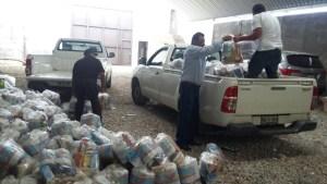 10 septiembre Entrega Juan Mendoza ayuda humanitaria-5
