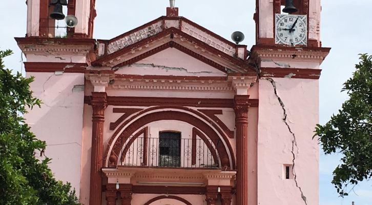 INAH restaurará 325 monumentos históricos afectados por los sismos