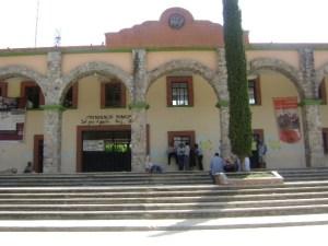 palacio municipal ayuquila