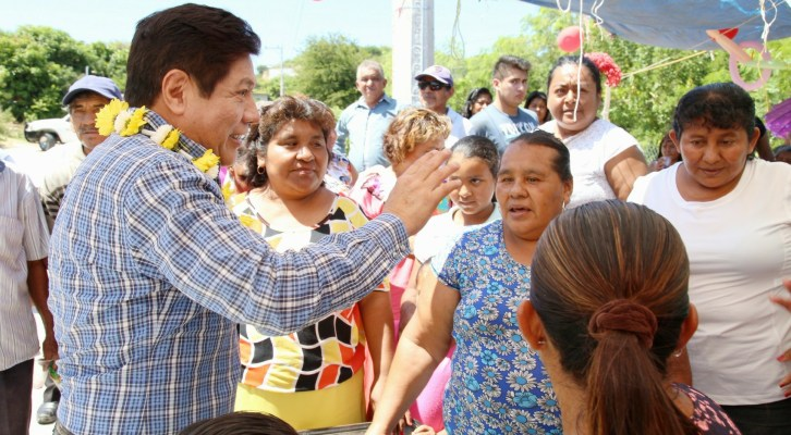 Con obras garantizamos el bienestar de salinacrucenses: Rodolfo León (20:30 h)