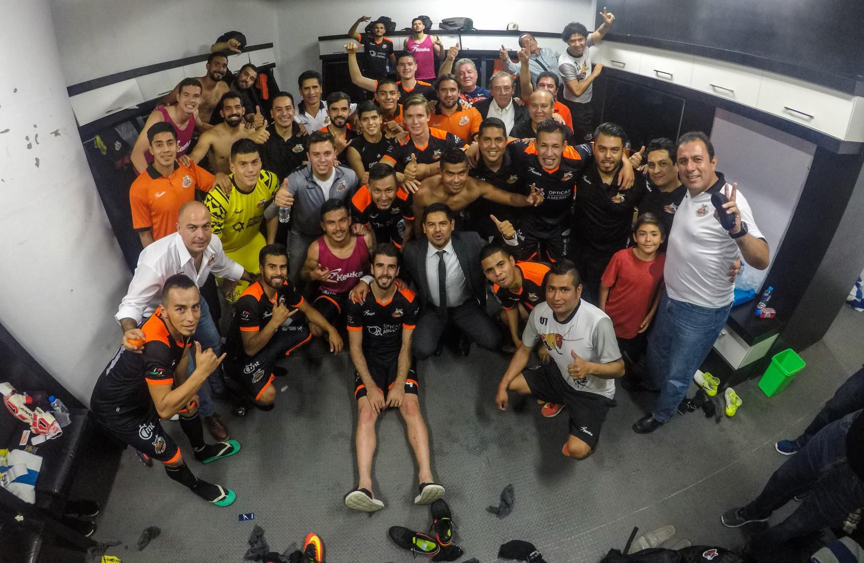 Así se jugarán las semifinales del Ascenso MX