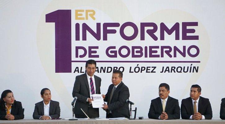 Gobierno de planeación el de Alejandro López Jarquín (19:25 h)