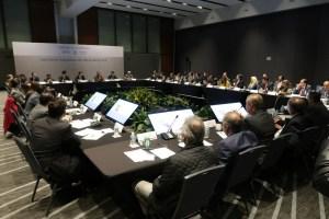 Reunión delegados Sedesol