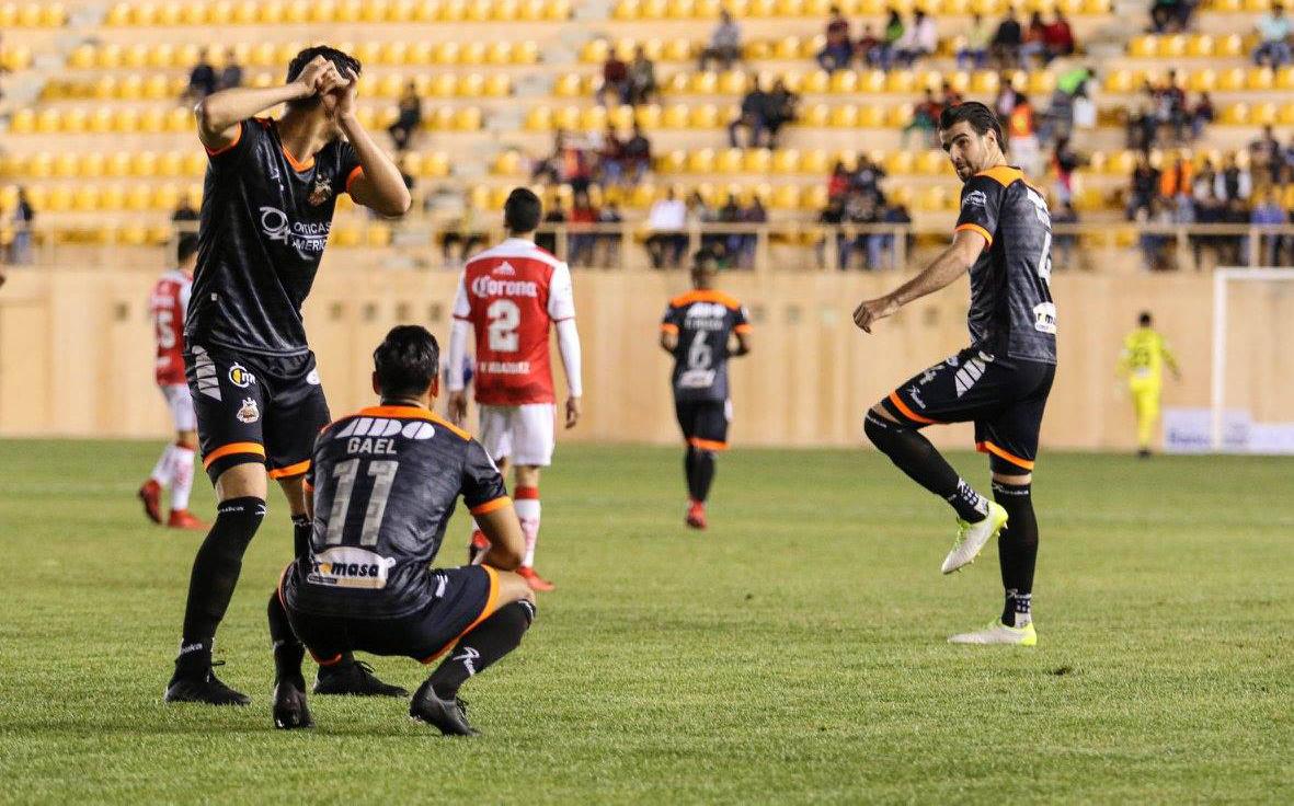 Lobos BUAP clasificó en Copa MX; el Puebla está eliminado