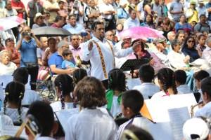 Con espectacular concierto Bajo el Laurel se clausuran talleres de mejoramiento musical (3)