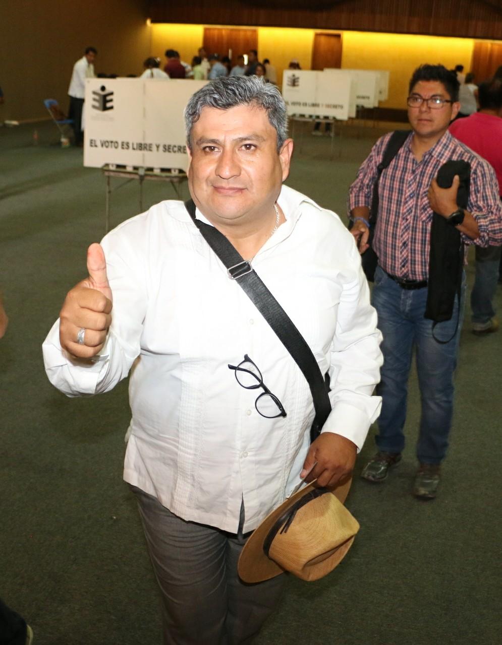 Arrancan elecciones de burócratas en Oaxaca