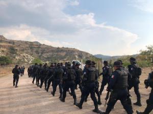 CAPACITARÁN POLICÍA (2)