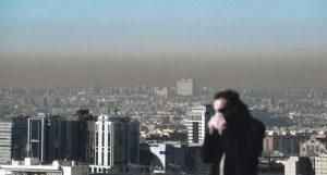 aire contaminado