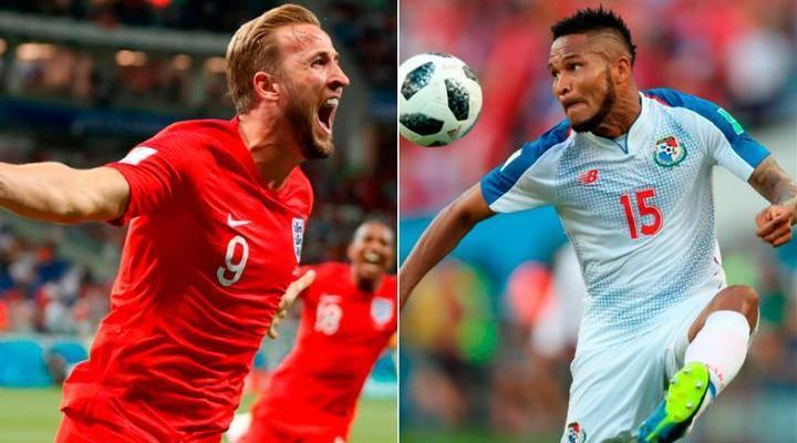 Inglaterra aplastó y eliminó a Panamá con una goleada escandalosa (09:33 h)
