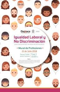Cumple Secretaría de Administración con igualdad laboral y no discriminación