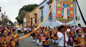 desfile de delegaciones