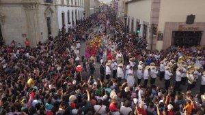 guelaguetza desfile