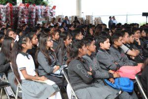 Más de 38 mil alumnos inician clases en el COBAO 5
