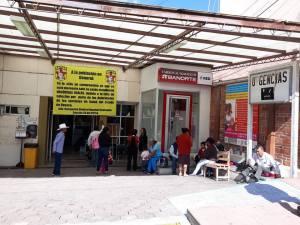 paro hospital Huajuapan