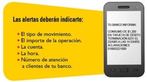 alertas bancarias