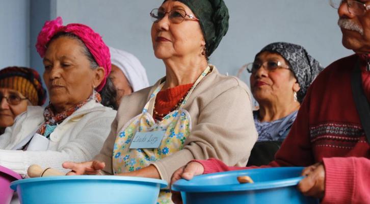 Brinda DIF Xoxocotlán talleres para adultos mayores (19:30 h)