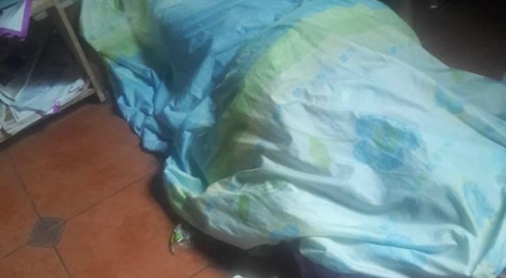 En Putla, una mujer se quitó al vida con una cuerda (18:15 h)