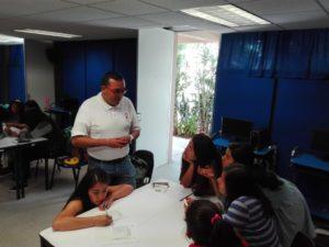 Imparte Coesida talleres de sexualidad humana a estudiantes de la UPN 2