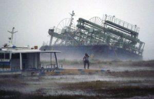 Tifón Japón