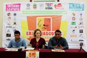 CONFERENCIA EXPO MASCOTAS