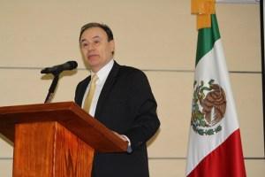 Alfonso Durazo recibió la Comisión Nacional de Seguridad