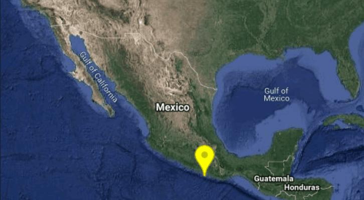 Reporta CEPCO sin daños por sismos en la Costa oaxaqueña (20:00 h)