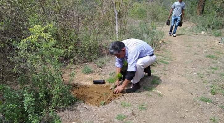 ITSMIGRA realiza campaña de Reforestación en Cerro del Fortín (16:30 h)