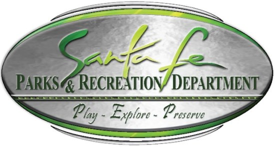 Santa Fe Parks and Recreation Department Logo