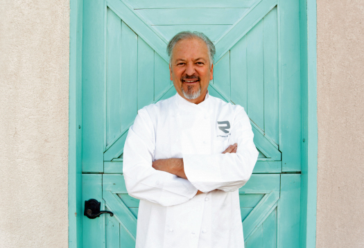 Eloisa Restaurant's Chef John Rivera Sedlar (Source: eloisasantafe.com)