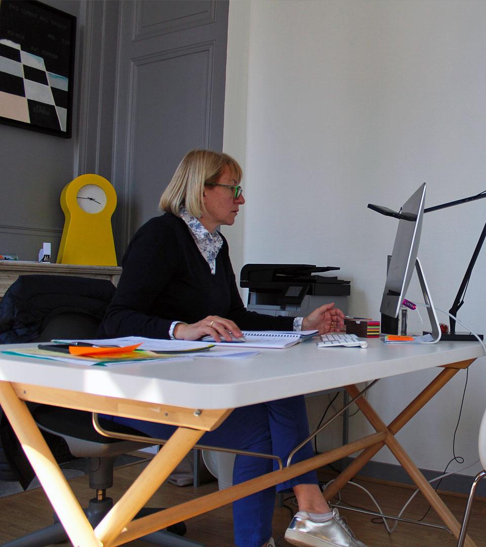 Anne-Marie Badol, Adok Immobilier